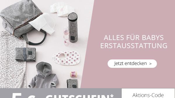 erstausstattung alles gute f rs baby baby walz gutscheine deals. Black Bedroom Furniture Sets. Home Design Ideas