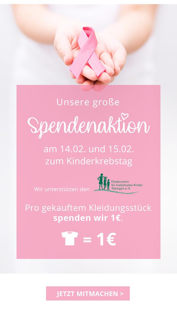 Valentinstag Mal Anders Grosse Spendenaktion Zum Kinderkrebstag